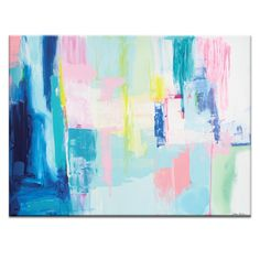 Love Actually by Kirsten Jackson Painting Print on Canvas