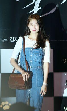 Gong Seung Yun (공승연) / Yoo Seung Yeon (유승연) Daily Fashion, Girl Fashion, My Only Love Song, Gong Seung Yeon, Chinese Actress, Korean Actors, Overall Shorts, Dramas, Aurora