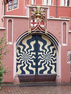 Germany--doors