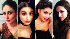 Kareena, Parineeti, Jacqueline, Deepika, Alia, Athiya, Shruti: Decoding B-Town's sparrow face selfie craze