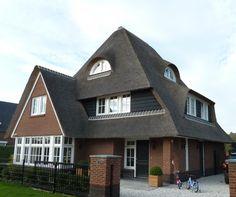 Bouwkavelsonline | Rietgedekte Villa - Bouwbedrijf ter Reehorst