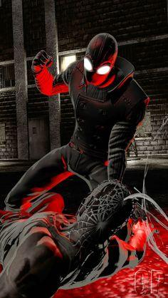 Spider-Man Noir.