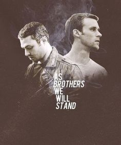 """Lt. Kelly Severide and Lt. Matthew Casey """"As Brothers We Stand"""""""