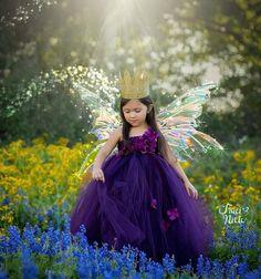 Eggplant Tutu Dress, Flower Girl, Birthday, Wedding, Photo Prop., Purple Tutu Dress, Plum Tutu Dress Purple Tutu Dress, Flower Girl Dresses, Baby Dresses, Pageant Dresses, Flower Girls, C 18, Photo Props, Photo Shoot, Velvet Ribbon