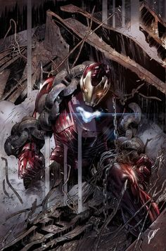 Amazing Artworks by Alexander Lozano - Follow Artist on ArtStation // Facebook // Tumblr // Twitter More Marvel Comics Related Artworks More Captain America Related Artworks More Iron Man Related Artworks