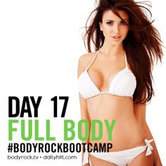 Are you ready for another FULL BODY blast?