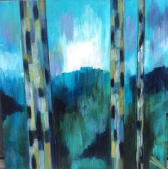 Misty morning hills 2016 Jcdc.com.au Christianity, Studio, Painting, Study, Painting Art, Studios, Paint, Draw, Christians