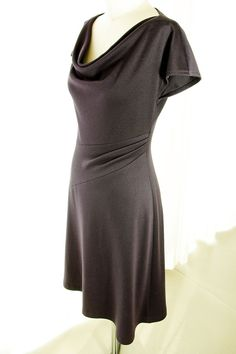 Awesome free dress pattern.  Check out this great site and enter their Mad Men pattern contest.