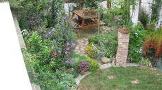 Eylül ayında bahçemiz.