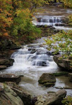 Berea Falls by Dale Kincaid