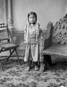 Standing Holy, Sitting Bull's daughter, my hero.
