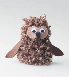Creepy Critter Owl #MichaelsStores