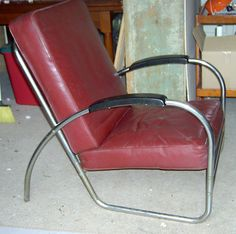 Electronics, Cars, Fashion, Collectibles, Coupons and Art Deco Chair, Art Deco Furniture, Functionalism, Mid Century Modern Armchair, Modernism, Bauhaus, Mid-century Modern, Outdoor Living, Original Art