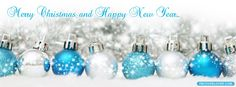 Christmas/New Year Facebook Cover photo
