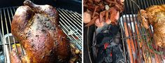 UP IN SMOKE:What I'm Grilling Now: Smoke-Roasted Chicken