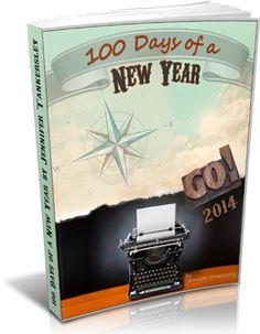 It's a little early to think about, but never too early to plan for a #betterlife! 100 Days of a New Year 2014 eBook | 100DaysofaNewYear.com