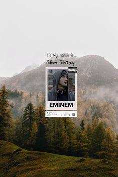 Eminem Wallpapers, Dope Wallpapers, Rap Wallpaper, Marvel Wallpaper, Eminem Photos, Gangsta Quotes, Cartoon Profile Pics, Rap God, Slim Shady