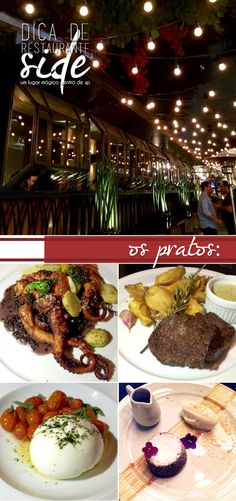 SIDE,  restaurant, restaurant tips, suggestions, restaurante, dicas de restaurantes, dicas, comida, cibo, mangiare, food, delicious, São Paulo, Brazil, Brasil, octopus, meat, potatoes, batats, carne, polvo