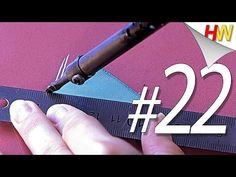 """Kanzashi for beginners. """"Petals with a soldering iron"""" . Diy Lace Ribbon Flowers, Ribbon Hair Bows, Ribbon Work, Fabric Flowers, Fabric Origami, Wedding Glasses, Soldering Iron, Youtube, Ribbon Crafts"""