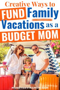 Fund your family vacations even when you're on a bare bones budget. This post is SO helpful with really practical tips! #vacation #budgettraveltips #familyvacations #budgetmom Living On A Budget, Frugal Living Tips, Budget Travel, Travel Tips, Money Saving Mom, Shopping Tips, Family Vacations, Debt Free, Saving Ideas