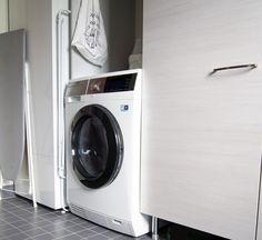 Käyttökokemuksia kuivaavasta pyykinpesukoneesta