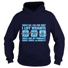 My Hobbies Are Squat, Bench Press and Deadlift (Kawaii Blue) T-Shirt #gift #ideas #Popular #Everything #Videos #Shop #Animals #pets #Architecture #Art #Cars #motorcycles #Celebrities #DIY #crafts #Design #Education #Entertainment #Food #drink #Gardening #Geek #Hair #beauty #Health #fitness #History #Holidays #events #Home decor #Humor #Illustrations #posters #Kids #parenting #Men #Outdoors #Photography #Products #Quotes #Science #nature #Sports #Tattoos #Technology #Travel #Weddings #Women