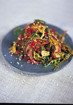 stir-fried vegetables | Jamie Oliver | Food | Jamie Oliver (UK)
