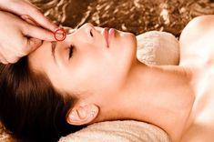 Photo about Acupressure face massage in spa salon. Image of lifestyle, treatment, massage - 24516045 Massage Benefits, Health Benefits, Face Massage, Physical Pain, Indian Head, Pressure Points, Reflexology, Acupuncture, Acupressure Massage
