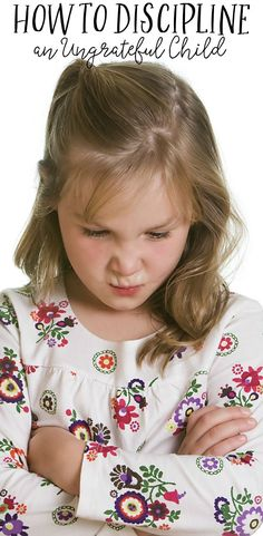At some point, your child may go through an ungrateful stage. It will pass.Here are some tips for how to effectively discipline your ungrateful child.