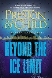 Douglas Preston & Lincoln Child discuss Beyond the Ice Limit on Livestream