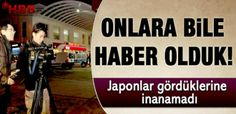 Japonlar Türkiye'deki benzin fiyatlarını haber yaptı