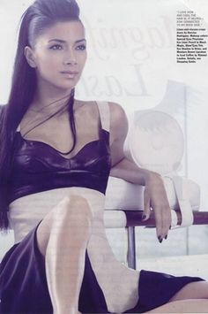 My hair and skin beauty muse Nicole Scherzinger