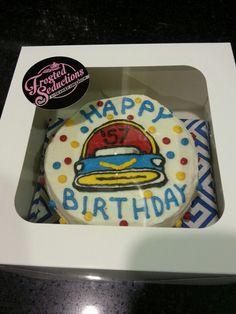 '57 Chevy birthday cake