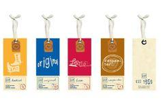 GapKids Denim Packaging by shelleyjane , via Behance