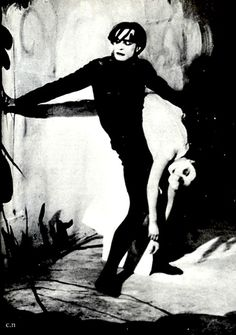 Conrad Veidt & Lil Dagover, The Cabinet of Dr. Caligari