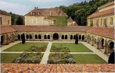 Medieval Monastery Gardens | Деревья - посадка деревьев и ...