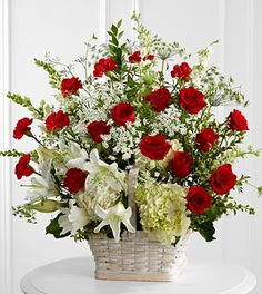 Send your condolences with funeral flowers. Wreaths, crosses, baskets as well as large standing funeral sprays and casket sprays. Funeral Floral Arrangements, Large Flower Arrangements, Christmas Arrangements, New Flowers Photos, Casket Sprays, Sympathy Flowers, Send Flowers, Oriental Lily, Same Day Flower Delivery