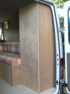 Furniture and fittings | Campervan Life