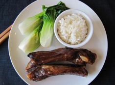 Recipe for Chinese-style pork spare ribs - The Boston Globe