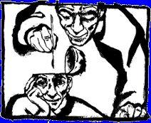 Edmond Baudoin   du9, l'autre bande dessinée
