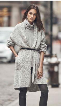 Women s Sweaters Atuendos De Otoño 6bfd4e58646