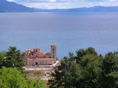#balkans #church #europe #lake #macedonia #ohrid #orthodox #ramerman #rien #rien ramerman #water