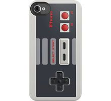 Classic NES Controller iPhone Case by mechantefille