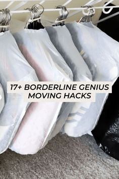 These moving hacks literally saved my life when I moved into my apartment. I knew where everything was and the packing/unpacking process was pretty seamless!! Thank you Sophia, this was beyond helpful!
