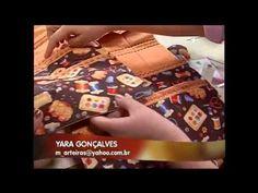 Sabor de Vida - Organizador de Braço de Sofá por Yara Gonçalves