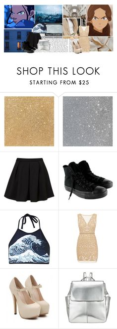 """I can stand my own ground. // Set #290"" by sammisolace ❤ liked on Polyvore featuring Topshop, Converse, Motel, Nicole Miller, Kin by John Lewis and Kate Spade"