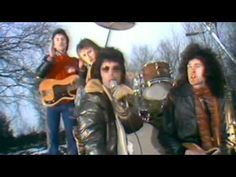 Queen - We Will Rock You, 1977.  [Super Honorable Mention].  I think every HS in the early 80s used this song at pep rallies.