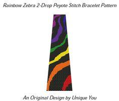 Beading Pattern Peyote Stitch