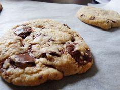 The recette de cookies américains !!!