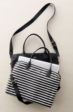 kate spade new york 'daveney' laptop bag (15 Inch)